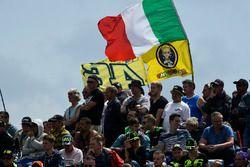 Vlag Rossi-fans