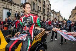 #43 RGR Sport by Morand, Ligier JSP2 Nissan: Bruno Senna