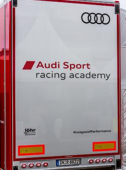 Audi Sport-trailer