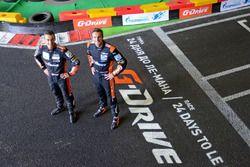 Роман Русинов и Гидо ван дер Гарде, G-Drive Racing