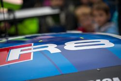 #5 Phoenix Racing, Audi R 8 LMS detail