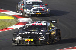 Bruno Spengler (CAN) BMW Team MTEK, BMW M4 DTM. 21.05.2016, DTM Round 2, Spielberg, Austria, Race 1