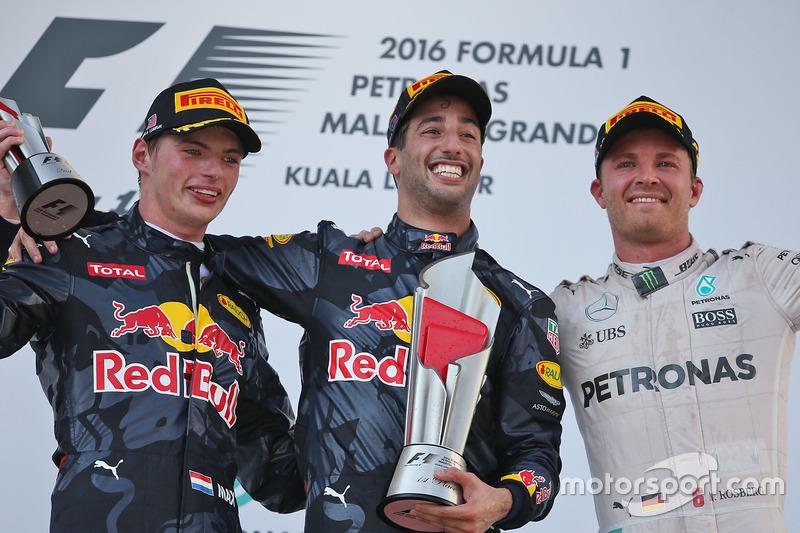 52 (2016) GP de Malasia Tercer lugar