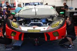 #48 Paul Miller Racing Lamborghini Huracan GT3: Madison Snow, Bryan Sellers, Bryce Miller