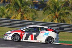Roberto Colciago, Honda Civic TCR, Target Competition
