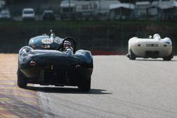 #12 Lister-Jaguar 'Flat Iron' (1955): Steve Brooks