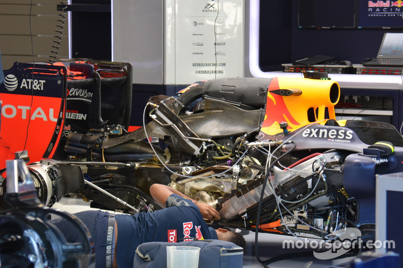 Engine Red Bull Racing Rb 12