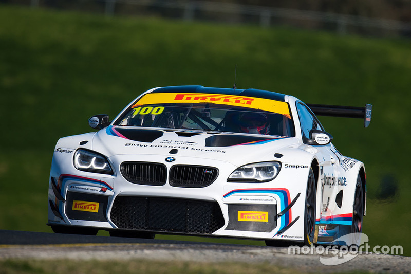 #100 BMW Team SRM, BMW M6 GT3: Steve Richards, Max Twigg