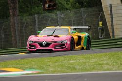 #5 Oregon Team Renault RS01: David Fumanelli, Ash Hand