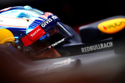 Daniel Ricciardo, Red Bull Racing in de garage