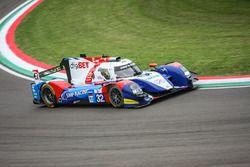 BR 01 Nissan команды SMP Racing: Стефано Колетти, Андреас Вирт, Хулиан Леаль