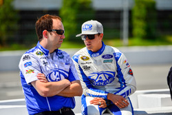 Trevor Bayne, Roush Fenway Racing Ford, Matt Puccia