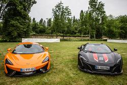 Classic Grand Tour: McLaren 650 S y McLaren 675LT