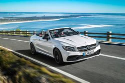 Mercedes-AMG C 63S Cabriolet