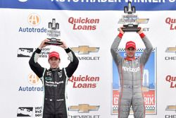 Will Power, Team Penske Chevrolet, Simon Pagenaud, Team Penske Chevrolet