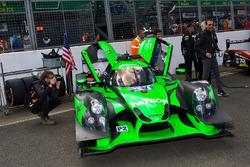 #31 Extreme Speed Motorsports Ligier JS P2 - Nissan : Ryan Dalziel, Pipo Derani, Christopher Cumming