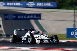 Pedro Piquet, Van Amersfoort Racing, Dallara F312 - Mercedes-Benz