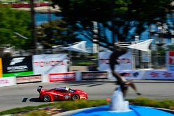 #11 Scuderia Corsa Ferrari 458 Italia: Bill Sweedler