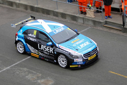 #16 Aiden Moffat, Laser Tools Racing, Mercedes Benz A-Klasse