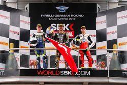 Podyum SSP: 1. Kenan Sofuoglu, Puccetti Racing Kawasaki