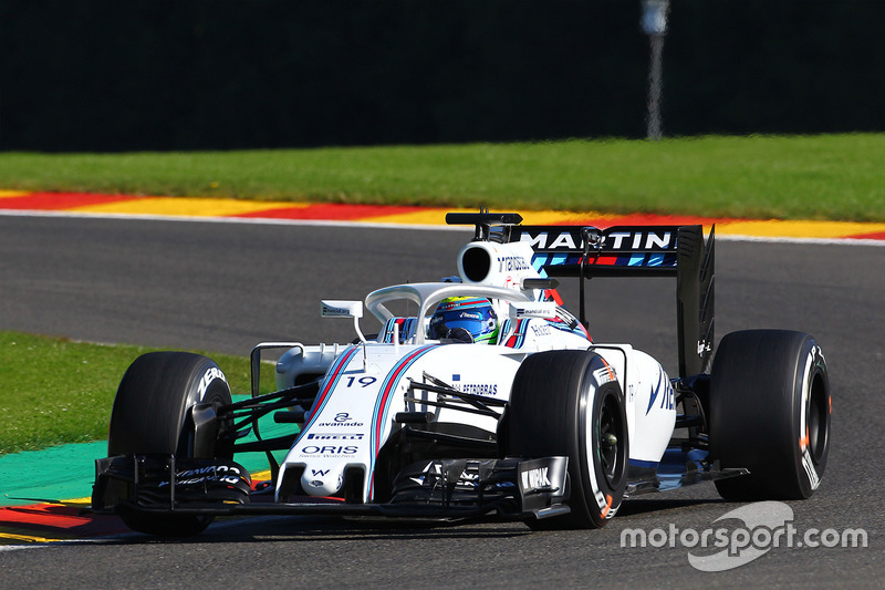 Williams FW38, Halo customisé