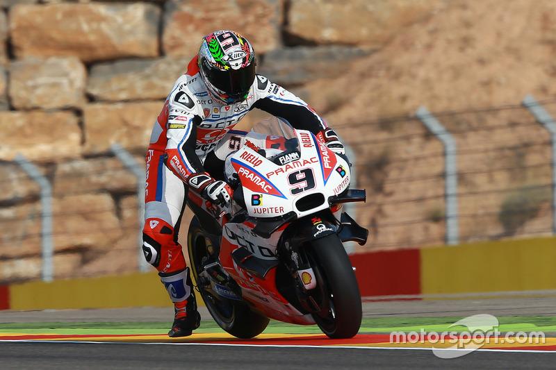 9. Danilo Petrucci, Pramac Racing