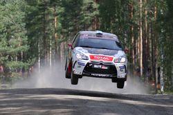 Juuso Nordgren, Mikael Korhonen, Citroën DS3 R3T