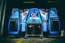 #35 Baxi DC Racing Alpine A460 - Nissan front end
