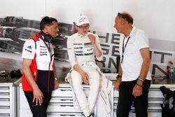 Dr. Michael Steiner, Board Member Research and Development Porsche AG, Marc Lieb, Hans-Joachim Stuck