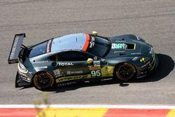 #95 Aston Martin Racing Aston Martin Vantage GTE: Marco Sorensen, Darren Turner, Nicki Thiim