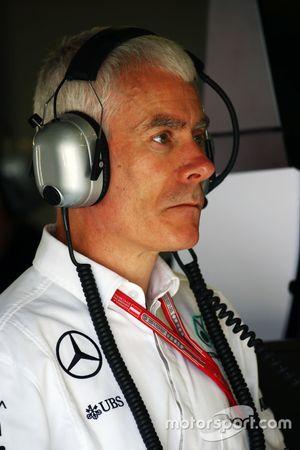 Geoff Willis, Mercedes AMG F1 Technology Director