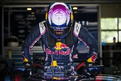 Lindsey Vonn pilote une Formula Renault 3.5