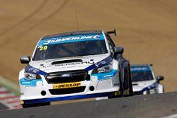 James Cole, Subaru Team BMR