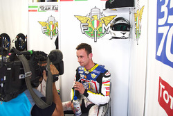 Stefano Valtulini, 3570 Team Italia