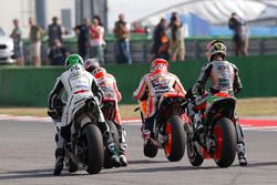 Eugene Laverty, Aspar Racing Team, Dani Pedrosa, Repsol Honda Team, Marc Marquez, Repsol Honda Team,