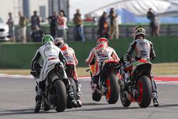 Eugene Laverty, Aspar Racing Team, Dani Pedrosa, Repsol Honda Team, Marc Marquez, Repsol Honda Team,