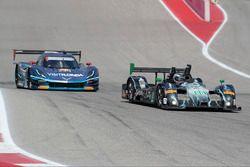 #88 Starworks Motorsport, ORECA FLM09: Mark Kvamme, Richard Bradley; #90 VisitFlorida.com Racing, Co