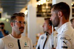 Maximilian Götz, Mercedes-AMG Team HWA, Mercedes-AMG C63 DTM and Martin Tomczyk, BMW Team Schnitzer,