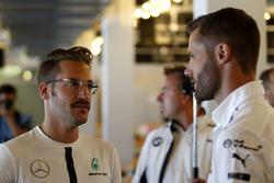 Maximilian Götz, Mercedes-AMG Team HWA, Mercedes-AMG C63 DTM y Martin Tomczyk, BMW Team Schnitzer, B