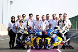 Lorenzo Petrarca, 3570 Team Italia, Mahindra y Stefano Valtulini, 3570 Team Italia, Mahindra con el