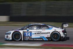 #34 Car Collection Motorsport, Audi R8 LMS: Gustav Edelhoff, Ingo Vogler, Elmar Grimm, Johannes Dr. Kirchhoff