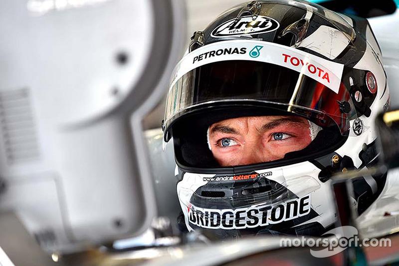 André Lotterer, Petronas Team Tom's