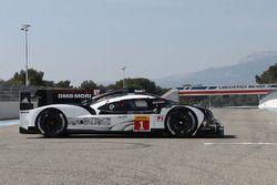 El Porsche 919 Hybrid 2016