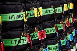 Sahara Force India F1 Team tyre blankets