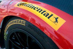 Pneumatico Continental, dettaglio