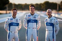 #67 Ford Chip Ganassi Racing Team UK Ford GT: Andy Priaulx, Harry Tincknell, Marino Franchitti