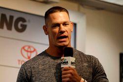 John Cena, WWE Superstar, Honorary Pace Car Driver