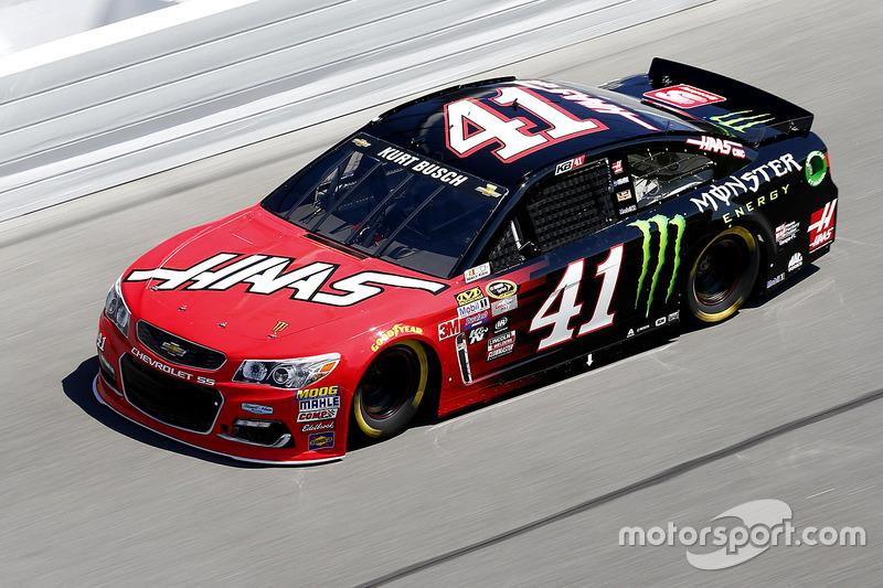 #41 Kurt Busch (Stewart/Haas-Chevrolet)
