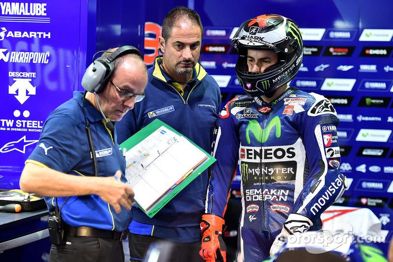 ¿Acepatará Jorge Lorenzo la propuesta de Yamaha?