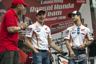 Repsol Honda Team, la presentazione